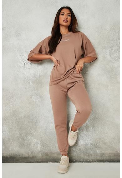 Missguided Pantaloni sport cu talie elastica Femei