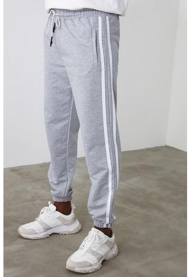 Trendyol Pantaloni sport cu snur Barbati