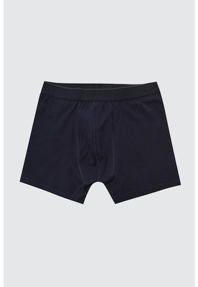 Trendyol Set de boxeri cu imprimeuri diverse - 3 perechi Barbati