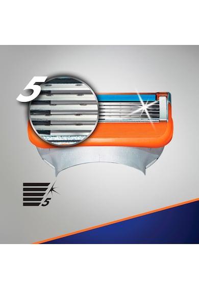 Gillette Aparat de ras  Fusion Manual + 3 rezerve Femei