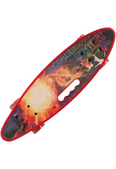 ActionOne Penny board Action One® Portabil ABEC-7, PU, Aluminiu, Fire Femei