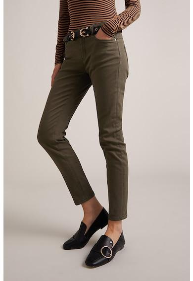 Oltre Pantaloni slim fit Femei