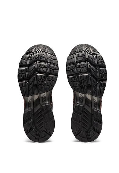 Asics Pantofi cu aspect metalizat pentru alergare Gel-Kayano 27 Platinum Femei