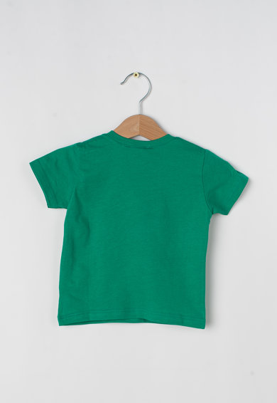 United Colors of Benetton Tricou cu imprimeu logo Baieti