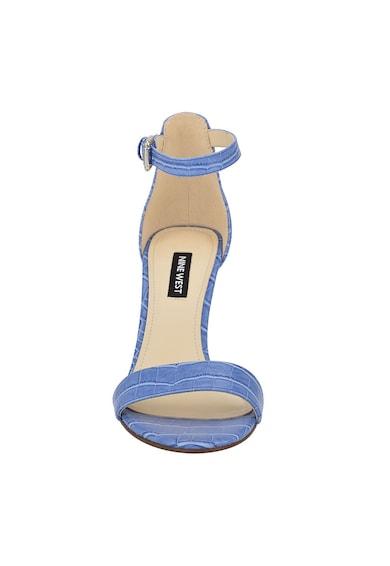 NINE WEST Sandale cu model reptila Mana Femei