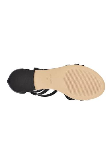 NINE WEST Sandale cu barete multiple Lorna Femei