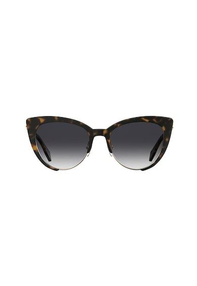 Moschino Ochelari de soare cat-eye cu lentile in degrade Femei