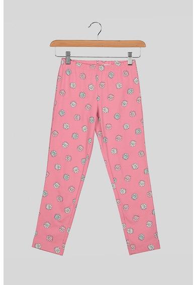 Undercolors of Benetton Pijama din jerseu cu imprimeu Garfield Fete