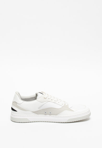 HUGO Pantofi sport cu accente contrastante Switon Tenn Panelled Barbati