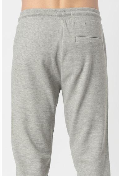 !Solid Pantaloni sport cu snur in talie Barbati