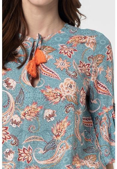 ESPRIT Bodywear Rochie tip tunica cu model floral, pentru plaja Sarasa Femei
