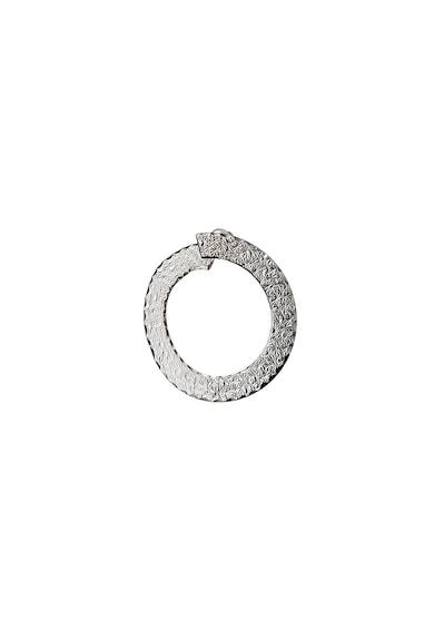 OXETTE Cercei din argint 925 placati cu rodiu Femei