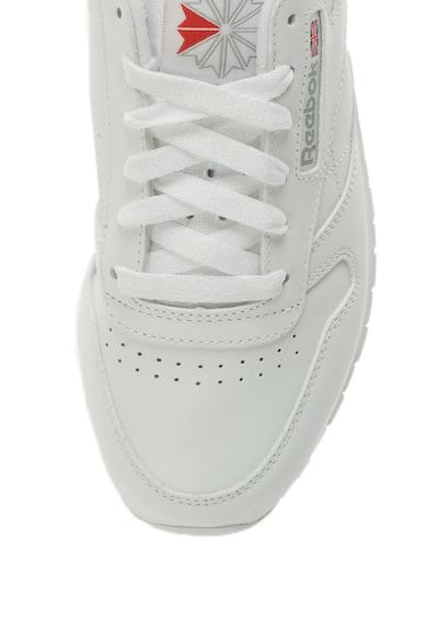 Reebok Classics Pantofi sport de piele cu detalii perforate Femei