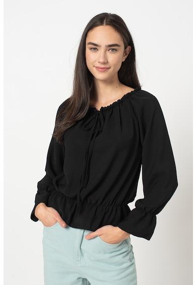 Haily's Bluza cu terminatie peplum Ena Femei
