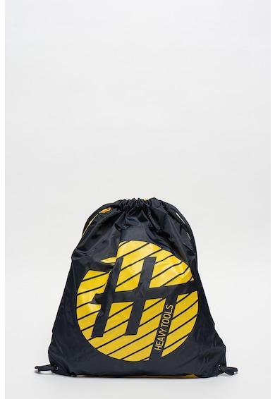 Heavy Tools Rucsac unisex cu snur si imprimeu logo Femei