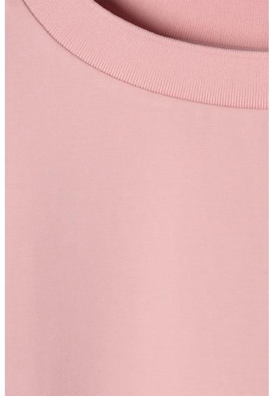 Tatuum Bluza sport de bumbac organic cu maneci cazute Serwo Femei