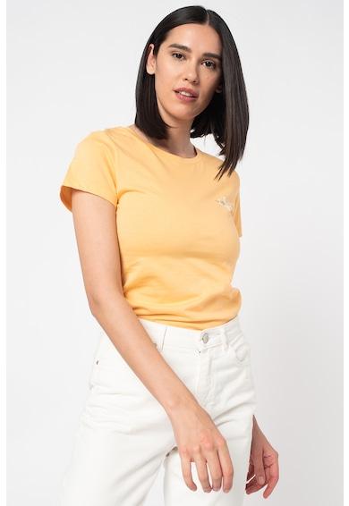 CALVIN KLEIN JEANS Set de tricouri de bumbac organic - 2 piese Femei