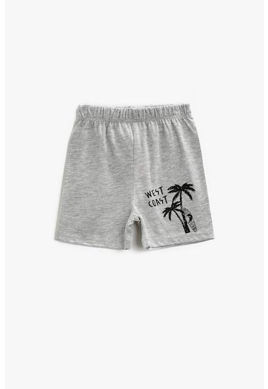 KOTON Pantaloni scurti de jerseu cu talie elastica Baieti