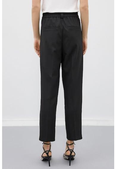 KOTON Pantaloni ampli cu talie inalta Femei