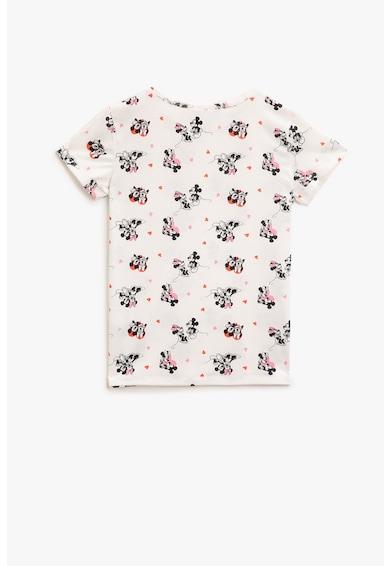 KOTON Tricou cu imprimeu cu desene Fete