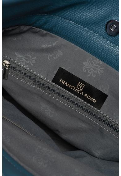 Francesca Rossi Geanta shopper de piele ecologica cu portofel detasabil Femei