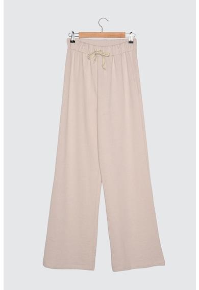 Trendyol Pantaloni sport cu croiala ampla Femei