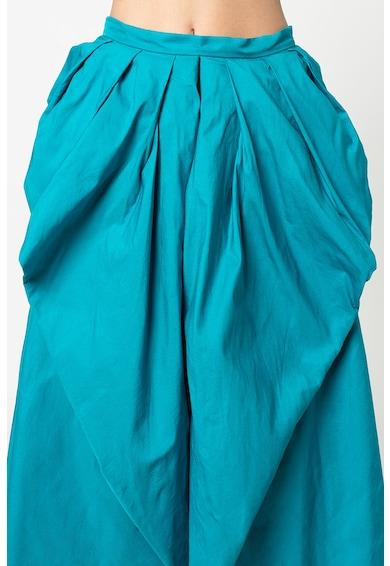 Pinko Fusta si rochie din tafta cu aspect stratificat Intocabile Femei