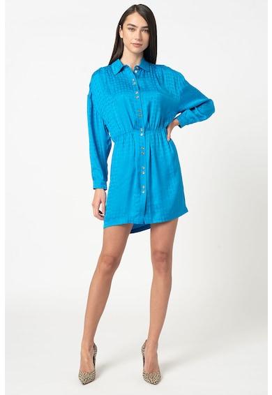 Pinko Rochie tip camasa cu model geometric Degno Femei