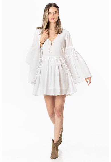 NAIV Clothing Rochie mini evazata cu maneci ample Femei