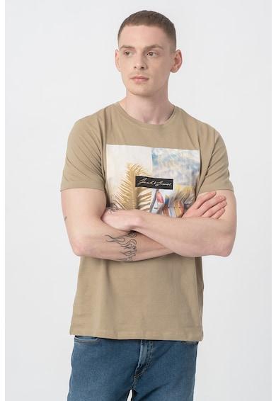 Jack&Jones Tricou cu imprimeu foto Summer Barbati