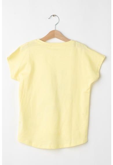 NAME IT Set de tricou si pantaloni scurti din bumbac organic Vigea Fete