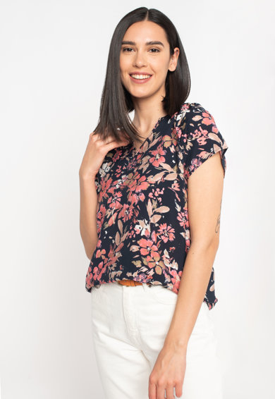Vero Moda Bluza cu imprimeu floral Gigi Femei