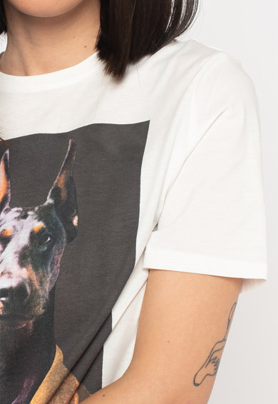 JdY Tricou cu imprimeu foto Hyde Femei
