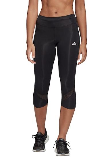 adidas Performance Colanti cu logo, pentru alergare Femei