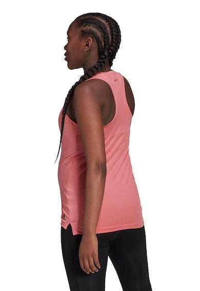 adidas Performance Top slim fit pentru gravide, adecvat pentru fitness Designed2Move Femei