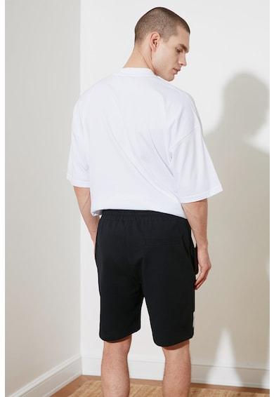 Trendyol Pantaloni scurti regular fit cu snur Barbati