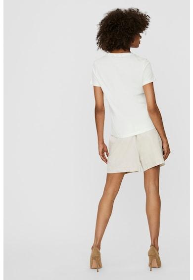 Vero Moda Tricou din bumbac organic cu imprimeu grafic Berta Femei