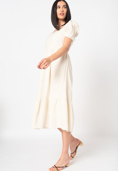 Vero Moda Rochie midi din bumbac organic Idiris Femei