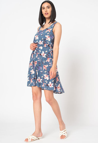 Only Rochie scurta cu model floral Femei