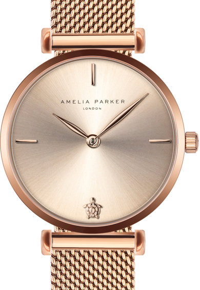 Amelia Parker Set de ceas quartz si bratara Femei