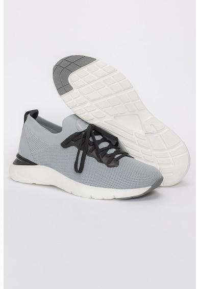 Il Passo Pantofi sport slip-on cu insertii de piele Cornell Barbati