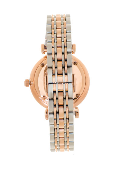 Emporio Armani Часовник с метална верижка Жени