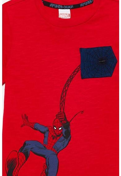 OVS Tricou cu imprimeu Spiderman Baieti