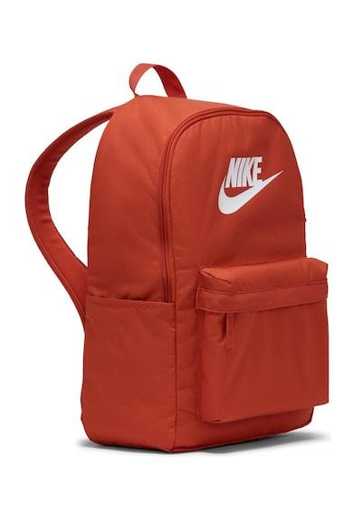 Nike Rucsac unisex cu imprimeu logo si buzunar exterior cu fermoar Heritage Femei