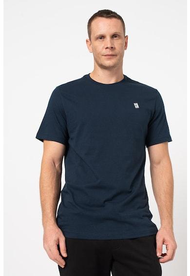 Nike Tricou cu decolteu la baza gatului pentru tenis Court Barbati