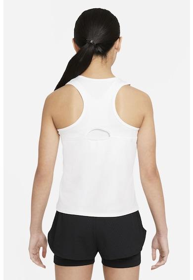 Nike Top cu tehnologie Dri-FIT pentru tenis Court Victory Fete