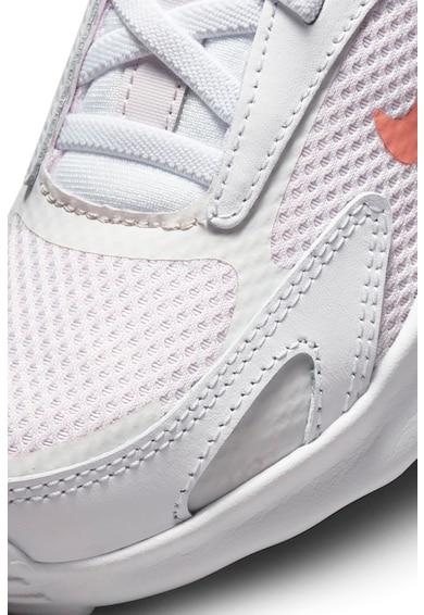 Nike Pantofi sport cu garnituri de piele Air Max Bolt Baieti