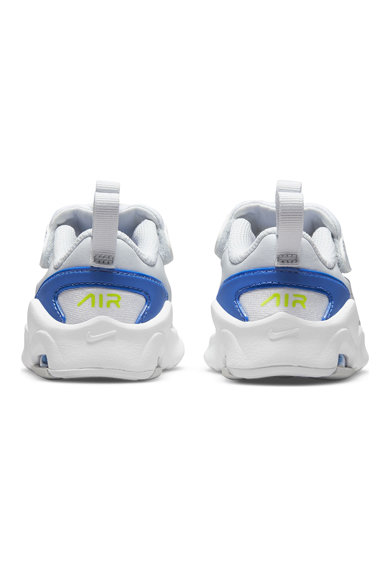 Nike Pantofi sport cu amortizare si insertii de piele si plasa Air Max Bolt Baieti