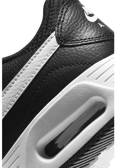 Nike Pantofi sport low-top de piele si plasa Air Max SC Femei