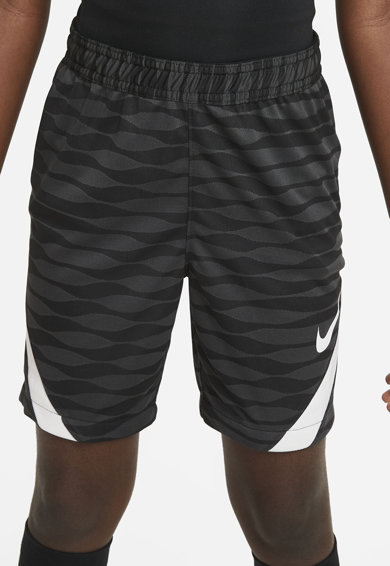 Nike Pantaloni scurti cu tehnologie Dri-Fit, pentru fotbal Strike Baieti